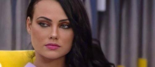 Grande Fratello Vip: L'attrice vuole abbandonare il reality show