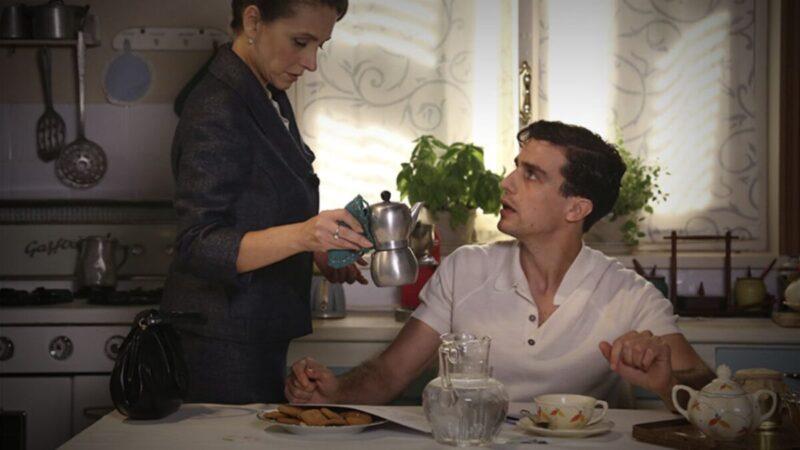 Il Paradiso delle signore - Federico si riconcilia con la madre grazie ad Umberto