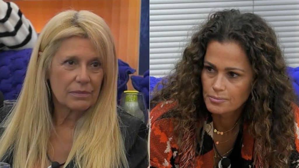 Grande Fratello Vip - Samantha colpevolezza Maria Teresa della squalifica di Nardi