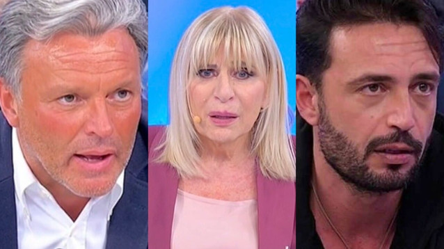"""Uomini e Donne - """"Tu hai due figli in Sicilia?"""""""