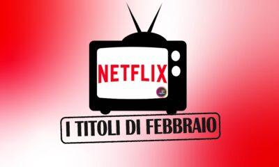 Novità Netflix febbraio 2021
