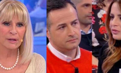 Uomini e Donne: Riccardo chiude con Roberta, Gemma sotto accusa