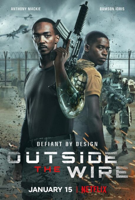 Novità Netflix - Outside the Wire
