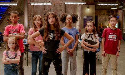 Novità Netflix - We Can Be Heroes: