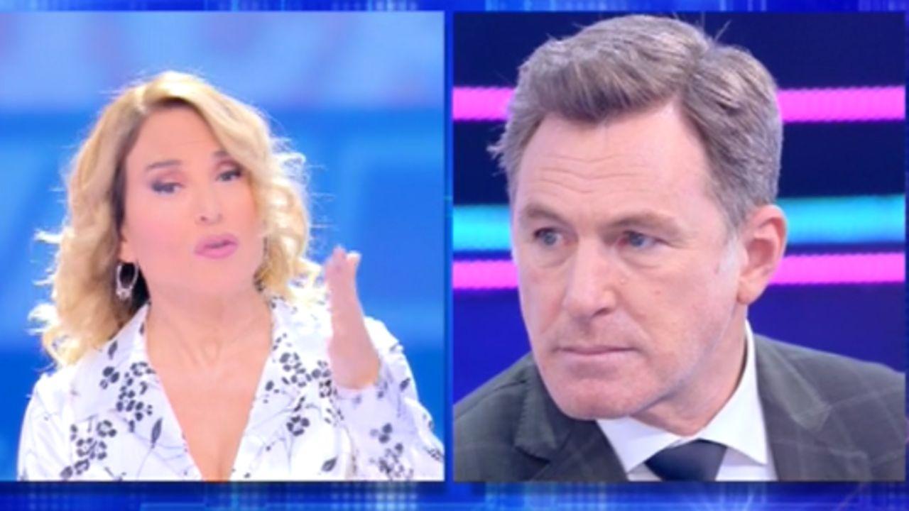 Grande fratello vip, Barbara D'Urso sgrida Filippo Nardi: 'Sei stato orrendo'