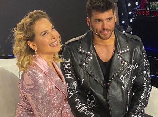 Can Yaman - Barbara D'Urso lancia un appello in difesa dell'attore a Pomeriggio 5