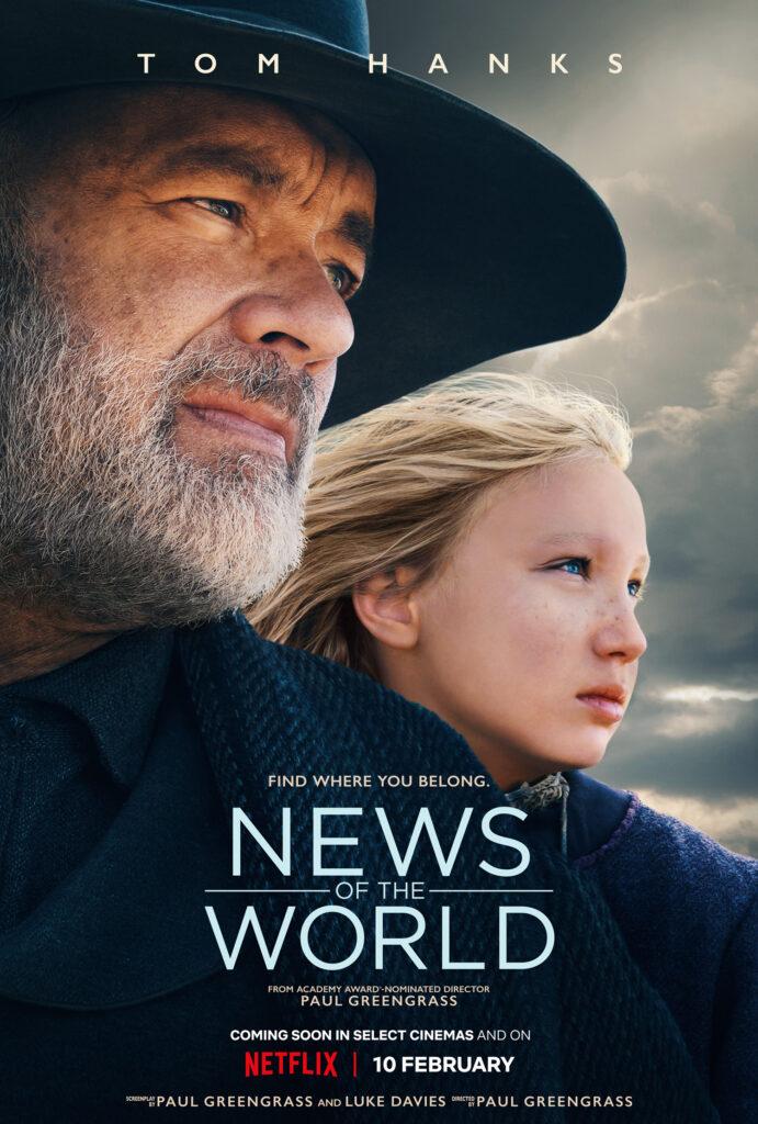 Notizie dal mondo film Netflix