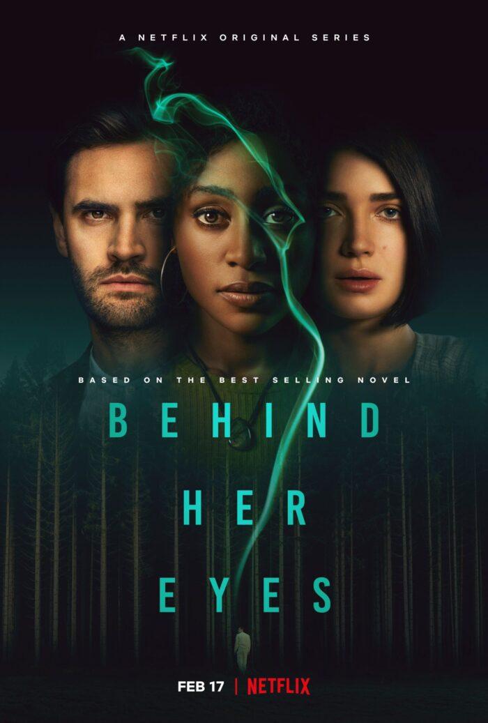 Novità Netflix - Dietro i suoi occhi