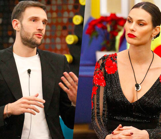 """Grande Fratello Vip, Dayane Mello attacca Andrea Zenga: """"E' uno sfigato"""""""
