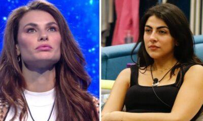"""Grande Fratello Vip, Dayane Mello contro Giulia: """"Sei un'affamata di fama"""""""