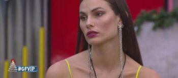 Grande Fratello Vip: Dayane Mello, segni d'insofferenza nei confronti di Giulia