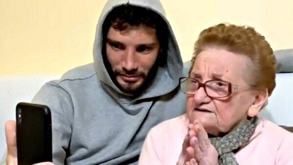 Stefano De Martino - L'ex marito di Belen Rodriguez ha perso la nonna Elisa
