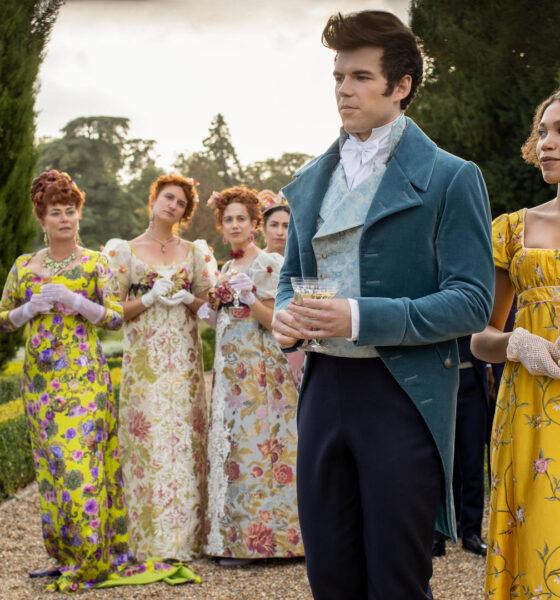 Bridgerton 2 riprese serie tv Netflix