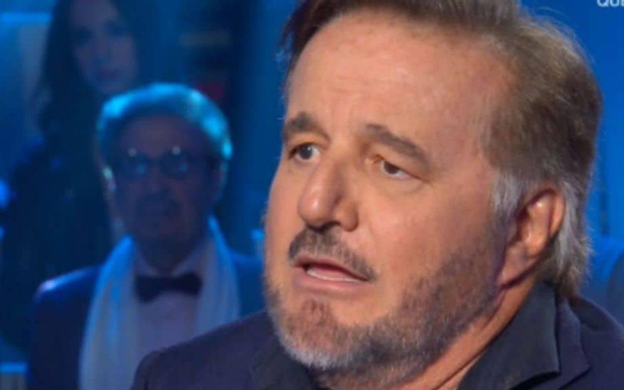 Christian De Sica colpito da un grave lutto: l'annuncio dell'attore sui social