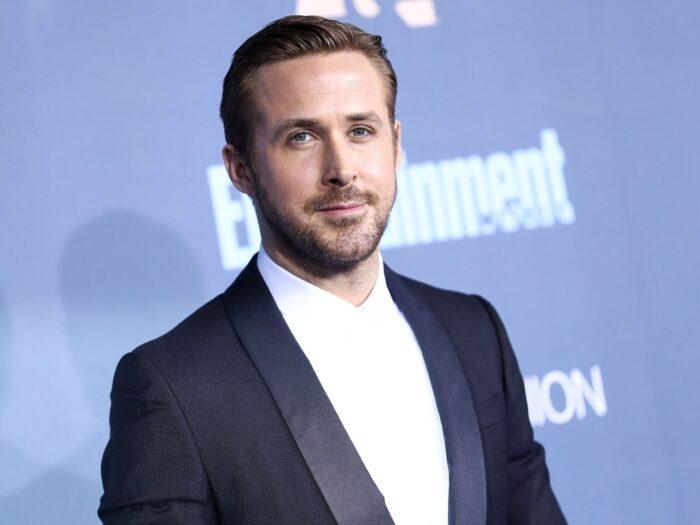 The Gray Man film Netflix foto Ryan Gosling