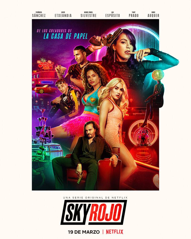 Novità Netflix - Sky Rojo serie tv
