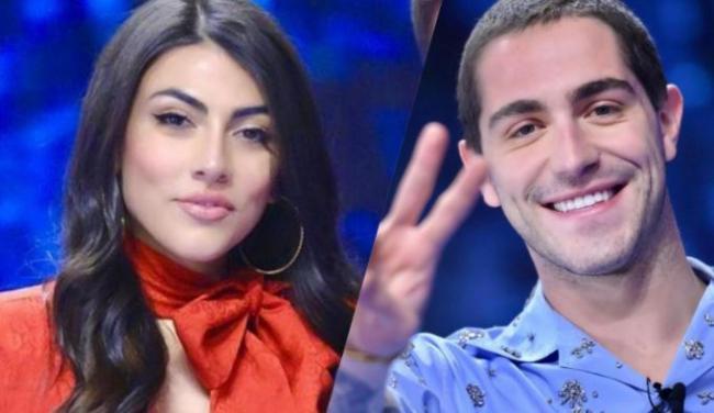Giulia Salemi e Tommaso Zorzi, retroscena nel backstage di Verissimo