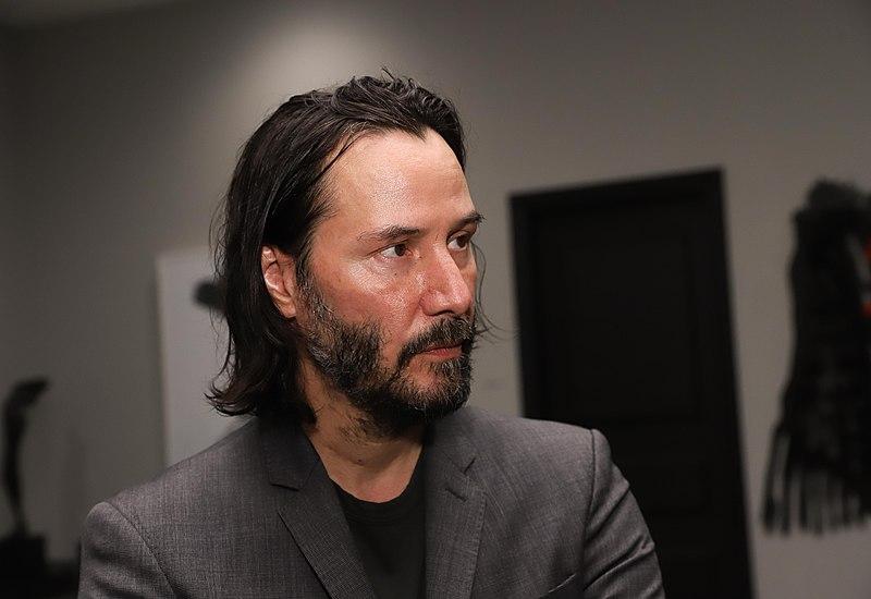 Keanu Reeves Netflix film serie tv
