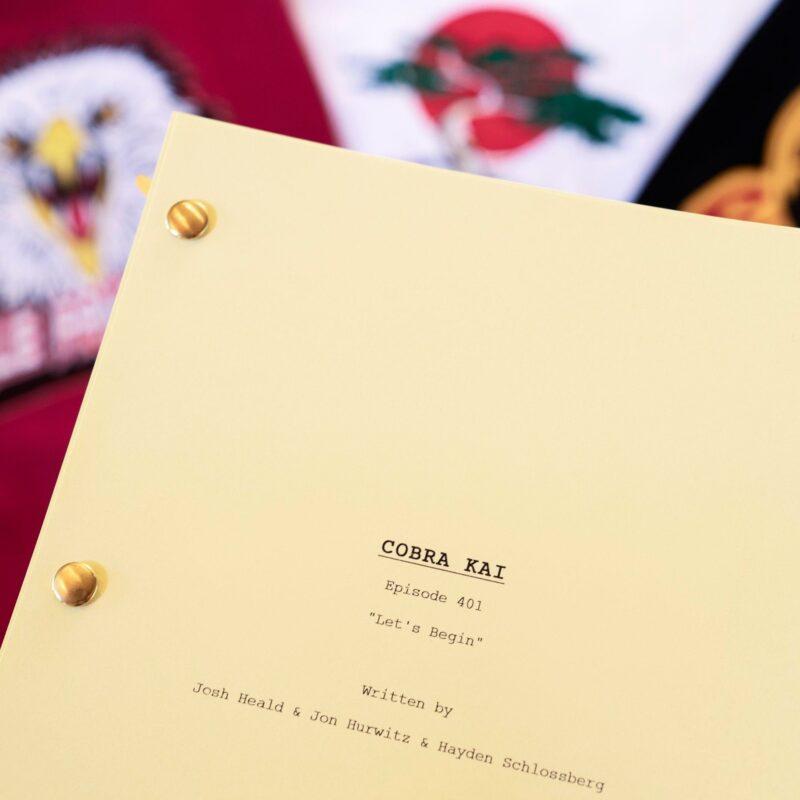 Cobra Kai 4 - anticipazioni serie tv netflix