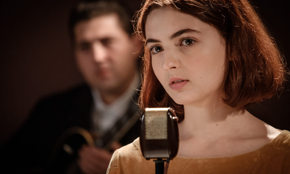 la bambina che non voleva cantare