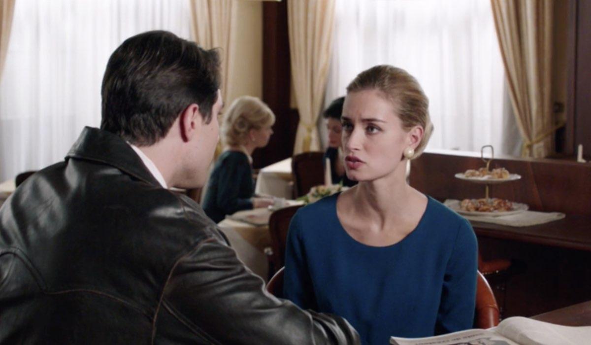 Il Paradiso delle signore - Roberta torna per ostacolare la nuova coppia?