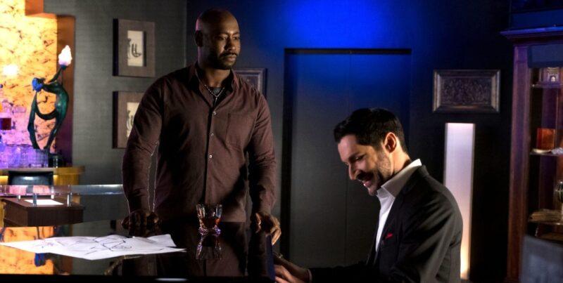 Lucifer 5B, DB Woodside anticipazioni serie Netflix