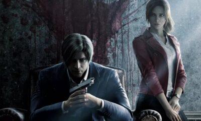 Resident Evil: serie animata Netflix poster