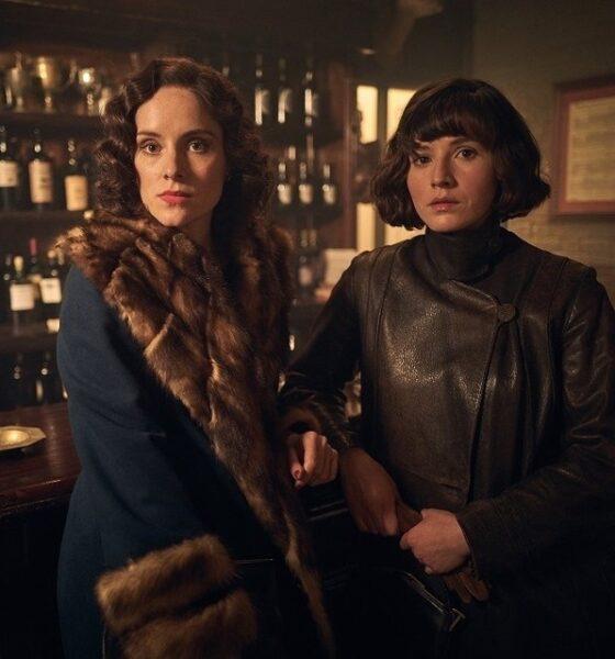 Peaky Blinders 6 Sophie Rundle serie tv Netflix