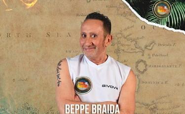 Dramma all'Isola 2021: Beppe Braida abbandona per gravi problemi famigliari