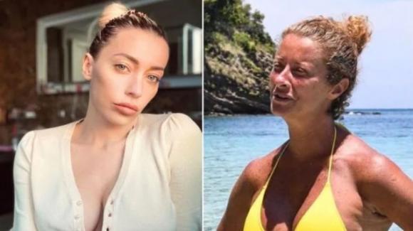 Isola 2021: Karina Cascella lancia una frecciatina contro Valentina Persia