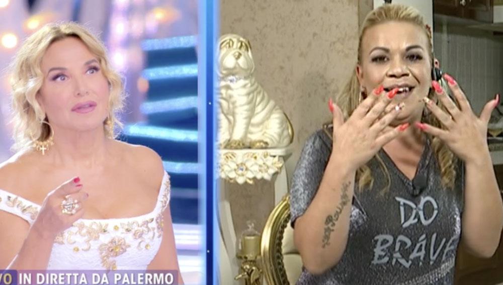 """Angela da Mondello attacca Barbara D'Urso: """"Mi ha rovinato 8 mesi di vita"""""""
