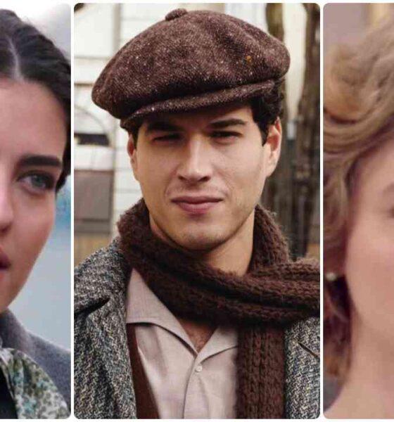 Il Paradiso delle signore trame: Irene tradisce Maria e bacia Rocco