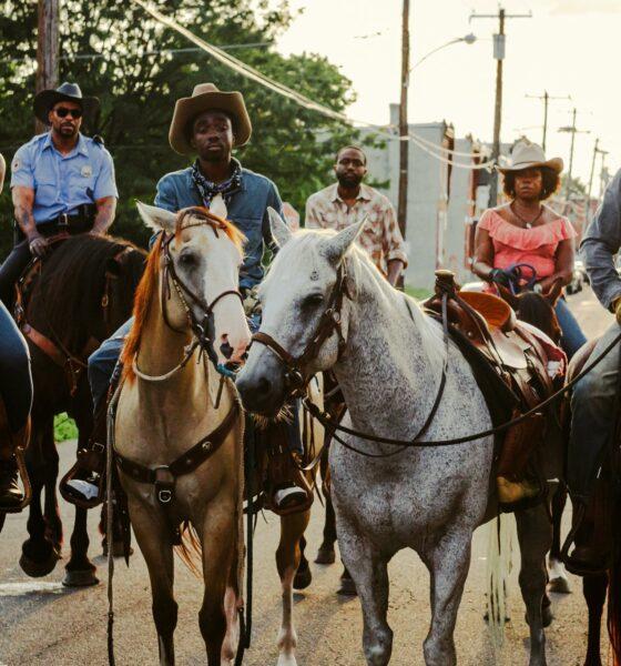 Concrete Cowboy film Netflix