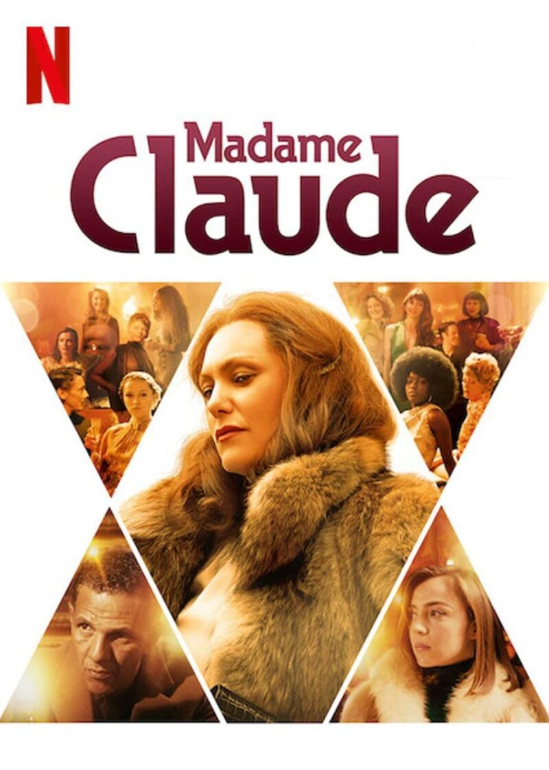 Madame Claude film Netflix
