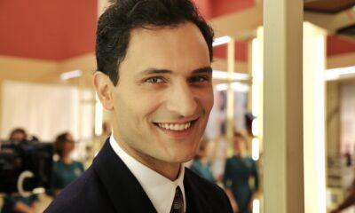 """Il Paradiso delle signore, l'attore Tersigni svela: """"Finale che non ti aspetti"""""""