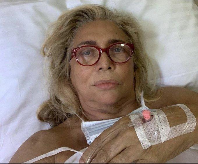 Mara Venier sta vivendo un incubo dopo l'intervento ai denti