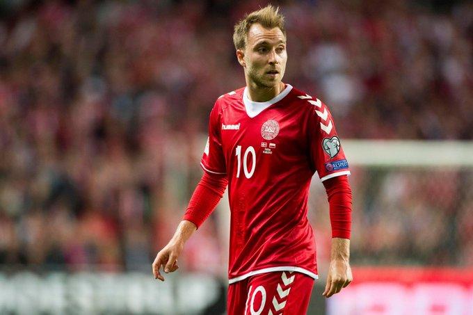 Euro 2020: Christian Eriksen ha un arresto cardiaco in campo