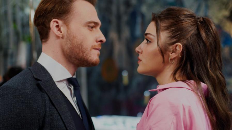 Love is in the air La serie tv inizia dalle 16:20 da lunedì 6 settembre