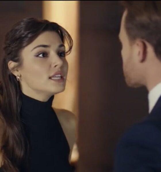 Love is in the air, Eda non trova il coraggio di raccontare del ricatto di Semiha a Bolat