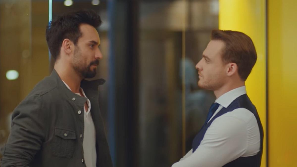Love is in the air - Efe modifica in peggio i progetti di Serkan