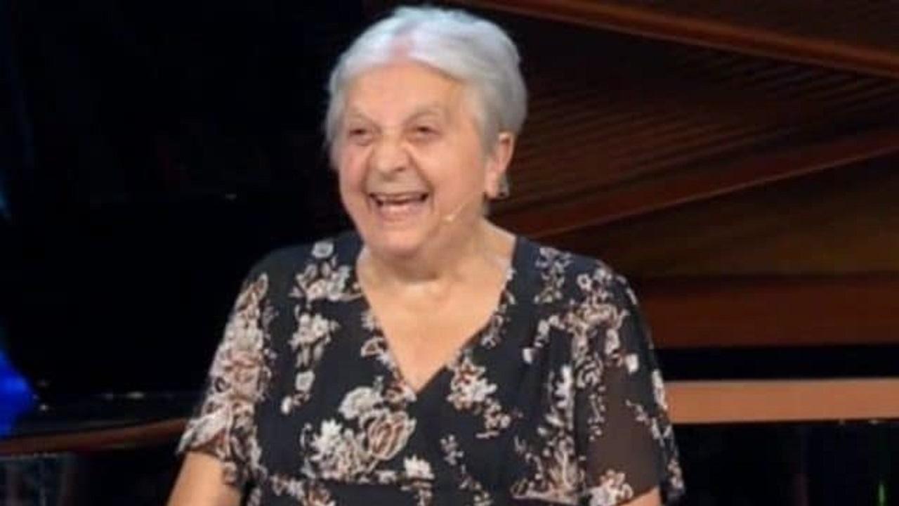 Tu si que vales colpito da un lutto: si è spenta Nerina Pieroni
