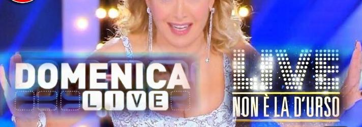 Mediaset: Domenica Live e Live - Non è la D'Urso cancellati