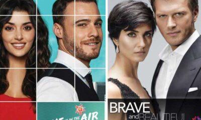 Love is in the air e Brave & Beautiful: nuova programmazione da settembre