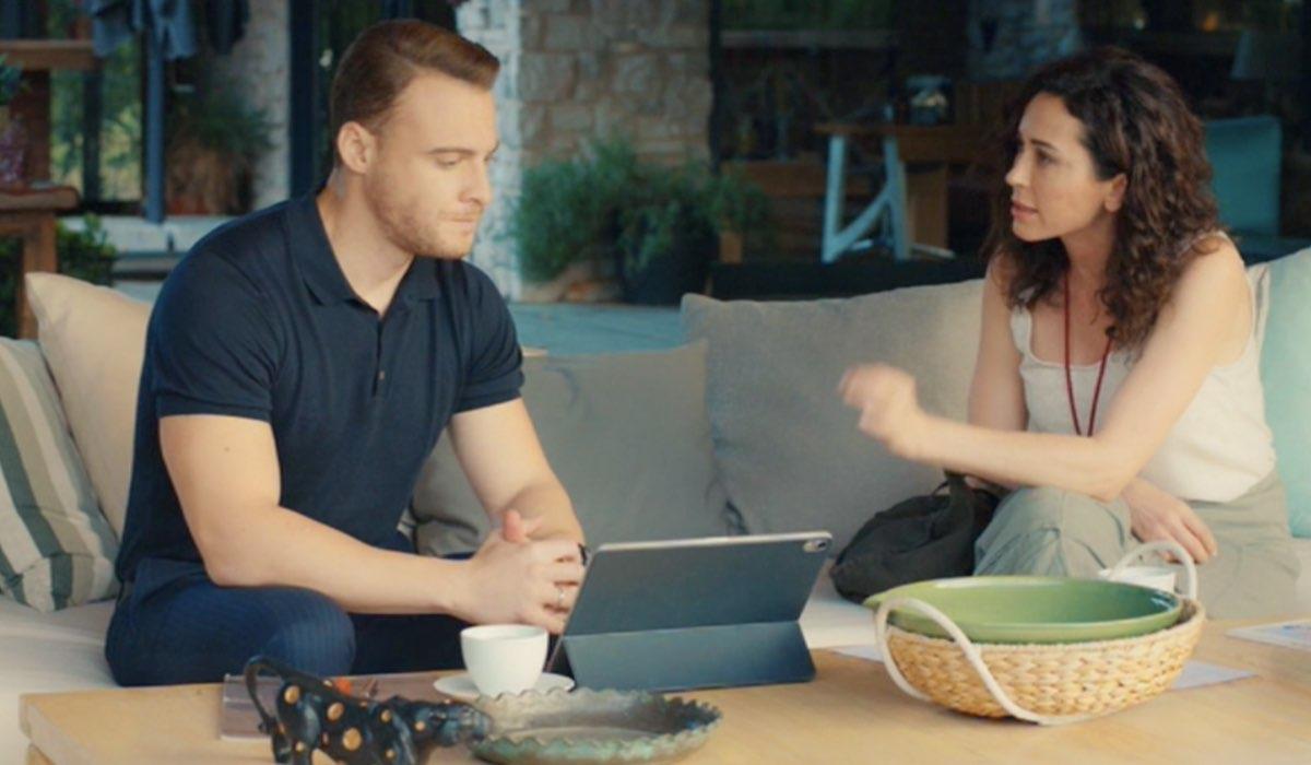 Love is in the air, trama 13 agosto: Ayfer vuole che Serkan dimentichi Eda