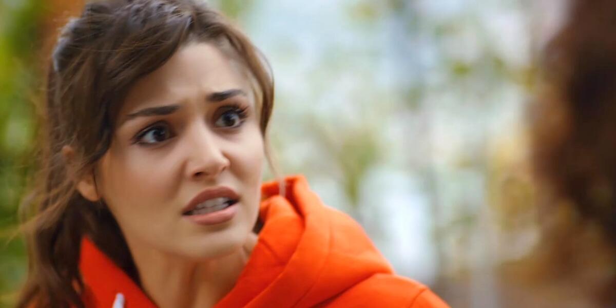 Love is in the air - Ayfer furiosa con Eda dopo la scoperta delle nozze con Deniz