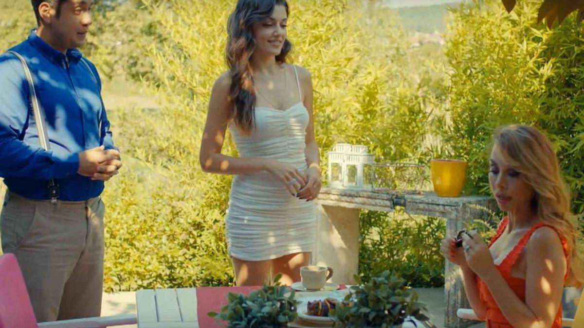 Love is in the air, trama 17 agosto: Aydan vuole la pace tra Eda e Serkan