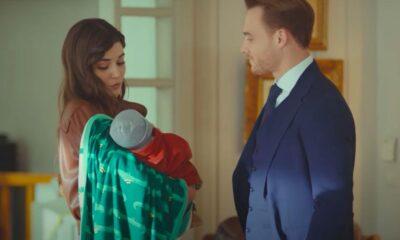 Love is in the air - Serkan trova un test di gravidanza positivo nel bagno