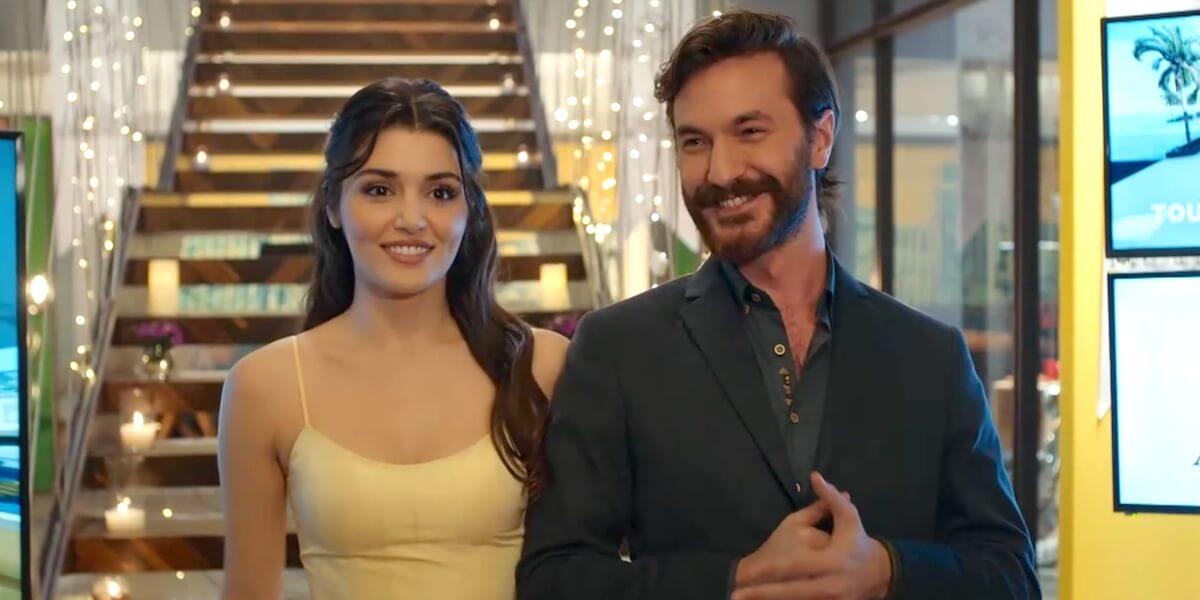 Love is in the air Deniz annuncia le nozze con Eda alla festa di Piril